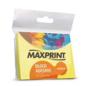 POST-IT  76X102 AMARELO NEON – MAXPRINT
