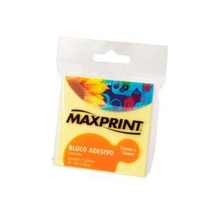 POST-IT 76X76  AMARELO – MAXPRINT