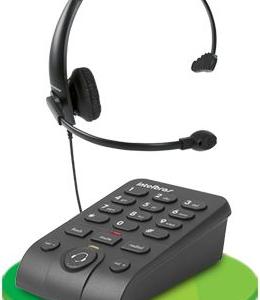 TELEFONE HEADSET HSB 50 – INTELBRAS