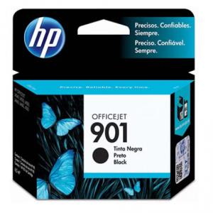 CARTUCHO HP 901 CC653AB 4.5ML PRETO