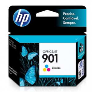 CARTUCHO HP 901 CC656AB 13ML COLOR