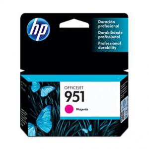 CARTUCHO HP 951 CNO51AL MAGENTA 8ML