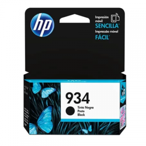 CARTUCHO HP 934 C2P19AL PRETO 10ML