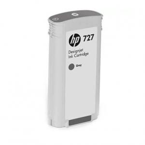 CARTUCHO HP 727 B3P24A 130ML CINZA