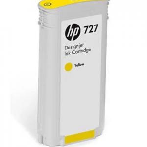 CARTUCHO HP 727 B3P21A 130ML AMARELO