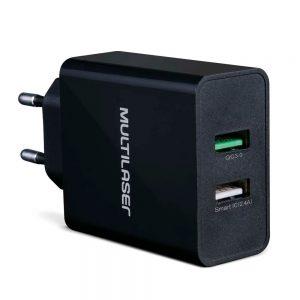 CARREGADOR PAREDE USB CB117 – MULTILASER