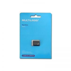 PEN DRIVE 16GB PD054 NANO – MULTILASER