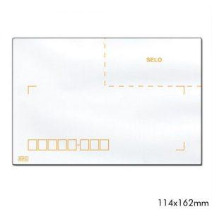 ENVELOPE CARTA 114X162MM C/ RCP – FORONI