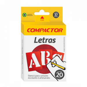 ABC 20MM LETRAS E NÚMEROS – COMPACTOR
