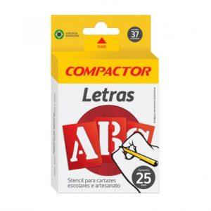 ABC 25MM LETRAS E NÚMEROS – COMPACTOR