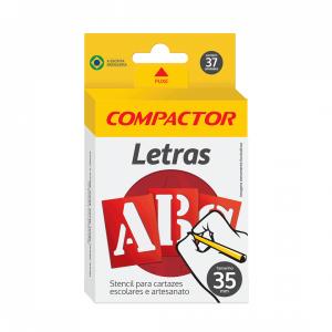 ABC 35MM LETRAS E NÚMEROS – COMPACTOR