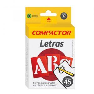 ABC 45MM LETRAS E NÚMEROS – COMPACTOR