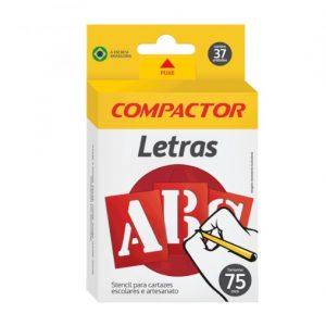 ABC 75MM LETRAS E NÚMEROS – COMPACTOR