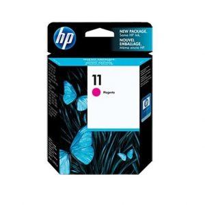 CARTUCHO 11 C4837A 28ML MAGENTA – HP