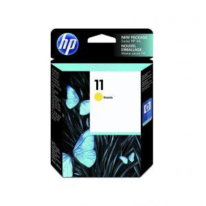 CARTUCHO 11 C4838A 28ML AMARELO – HP