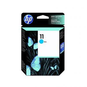 CARTUCHO 11 C4836A 28ML CIANO – HP