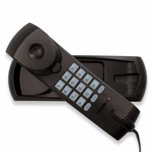 TELEFONE GONDOLA TC20 PRETO – INTELBRAS
