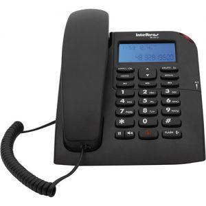 TELEFONE ID TC-60 ID PRETO – INTELBRAS