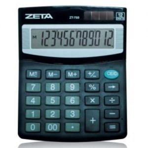 CALCULADORA 12 DIG ZT 733 – ZETA