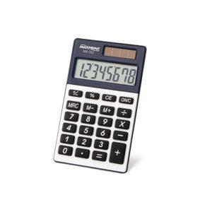 CALCULADORA  8 DIG. BOLSO MX-C80 – MAXPRINT