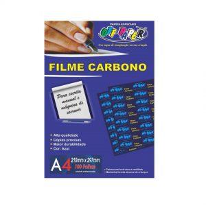 CARBONO AZUL FILME – OFF PAPER