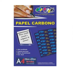 CARBONO AZUL PAPEL – OFF PAPER