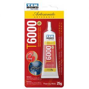 COLA ARTESANATO T6000 25GR – TEK BOND