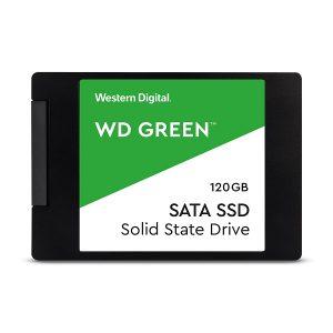 HD SSD 120GB SATA3 WSDS120GIGO4 – WESTERN