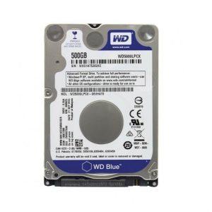 HD 500GB P/ NOTEBOOK SATA – WESTERN