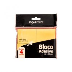 POST-IT 38X50 CM AMARELO C/4 BLOCO – JOCAR