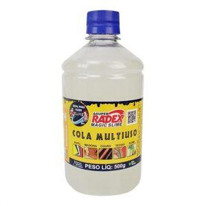 COLA LIQUIDA 500GR PARA SLIMER – RADEX