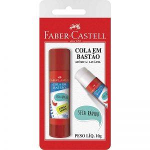 COLA BASTÃO 10GR – FABER CASTELL
