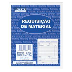 REQUISIÇÃO DE MATERIAL 50 FLS – SÃO DOMINGOS