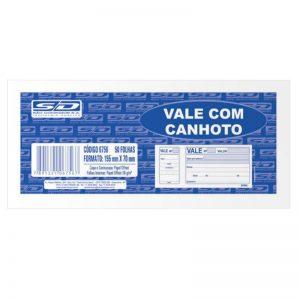 VALE C/ CANHOTO 50 FLS – SÃO DOMINGOS