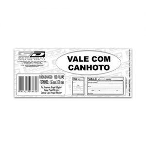 VALE C/ CANHOTO 100 FLS – SÃO DOMINGOS