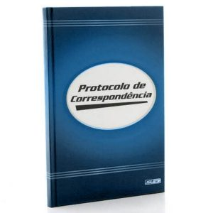 LIVRO PROTOCOLO CORRESPONDÊNCIA 104 FLS – SÃO DOMINGOS