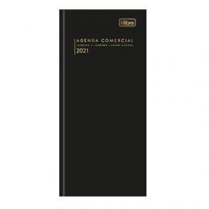 AGENDA COMERCIAL COSTURADA – TILIBRA