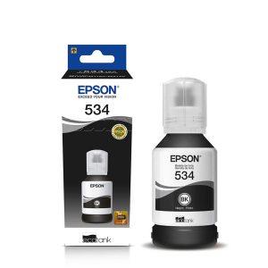 CARTUCHO REFIL T534120 PRETO 120ML – EPSON