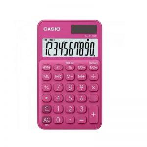 CALCULADORA 10 DIG. SL-310UC PINK – CASIO