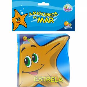 AMIGUINHOS DO MAR: ESTRELA – TODO LIVRO