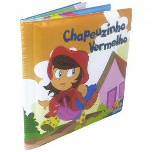 BANHO DIVERTIDO: CHAPEUZINHO VERMELHO – TODO LIVRO