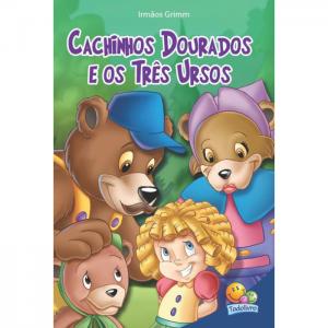 CLASSIC STARS: CACHINHOS DOURADOS E OS TRÊS URSOS – TODO LIVRO