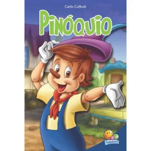 CLASSIC STARS: PINÓQUIO – TODO LIVRO