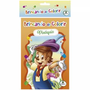 BRINCANDO DE COLORIR – TODO LIVRO