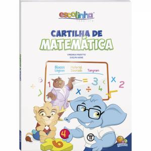 ESCOLINHA CARTILHA DE MATEMÁTICA – TODO LIVRO